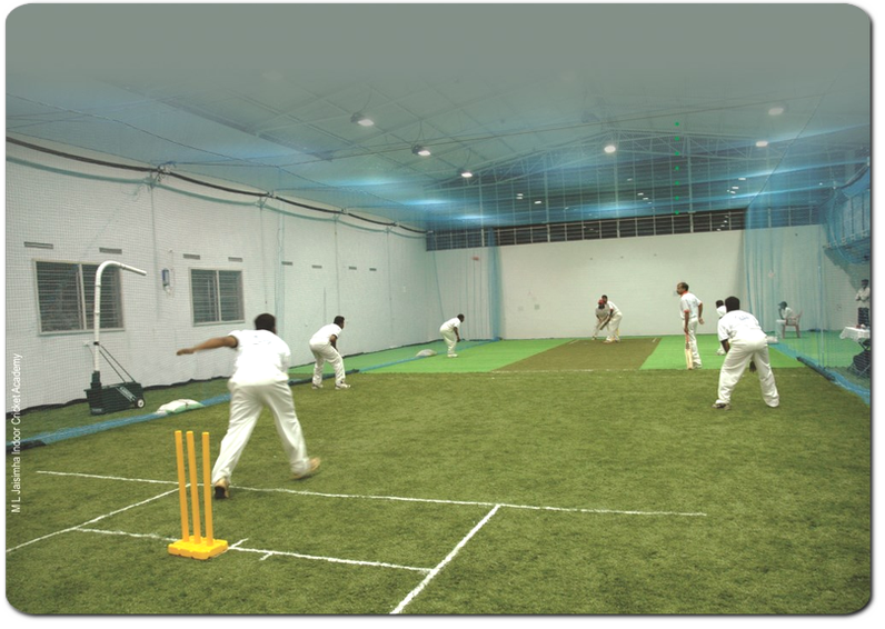 Cricket Practice - Sports Surfacing & Artificial Grass Systems Badminton Player Png